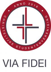 Logo Christelijke Studentenvereniging Via Fidei