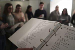 praise and prayer via fidei studentenvereniging